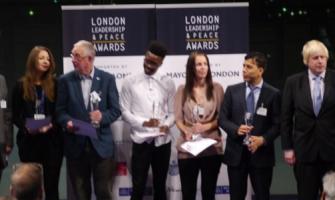 Prem Goyal wins London Community Spirit Award