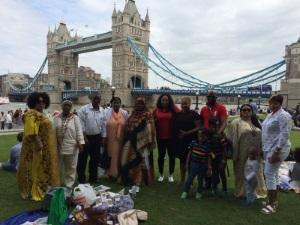 Abike Ade picnic 2015