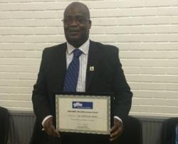 Aminu GMC Award