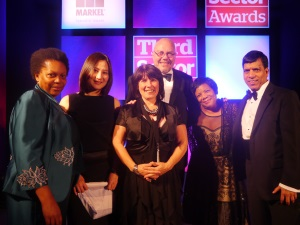 Third Sector Awards 2015