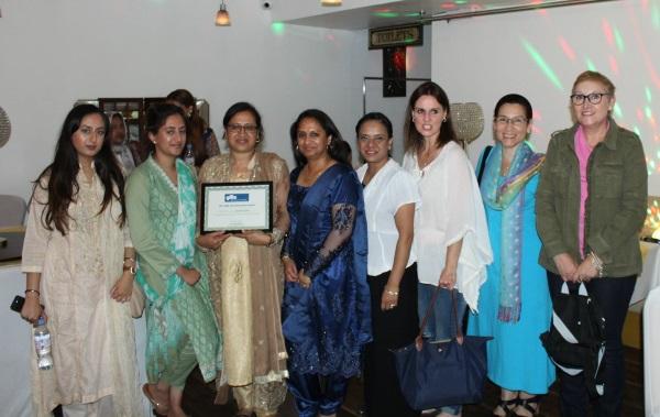 Ayesha Azad GMC Award