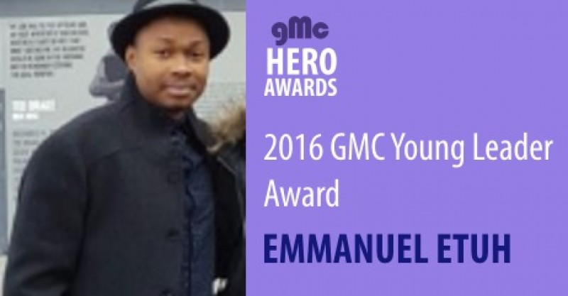 Henry Jones wins GMC Life Achievement Award