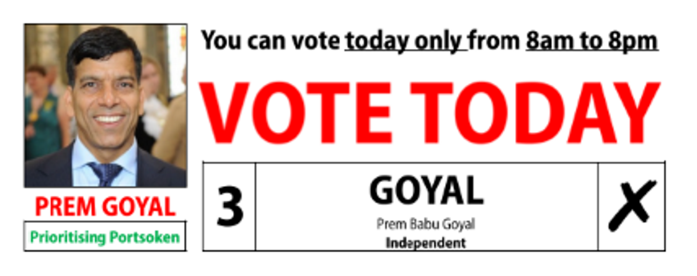 Vote Today_Prem Popup
