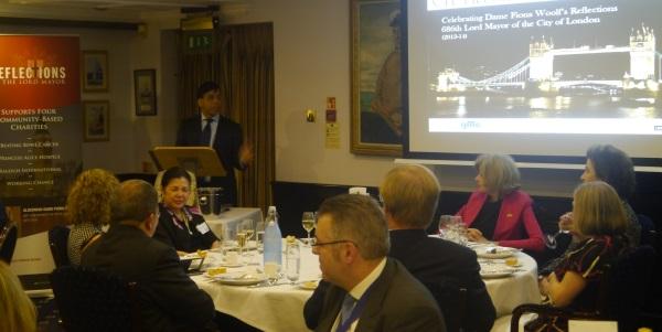 Prem Speaking lord mayor reflections 2