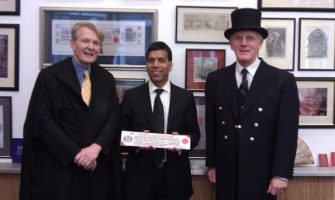 Becoming a Freeman of the City of London