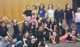 Carragher Academy raises £3,000 in dance-athon