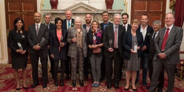 Beacon Award winners. 9.5.17 ©Richard Eaton 07778 395888