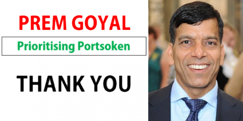 Prem Goyal elected Portsoken Alderman