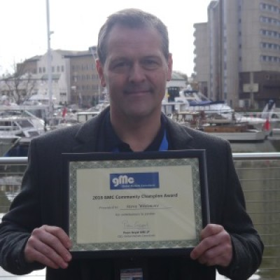 Steve Whitmore is latest GMC Award Winner